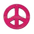 PEACE KETTING HANGER – PEACE TEKEN HANGER 55MM!